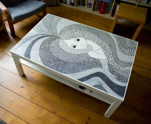 20 creative diy table top ideas for