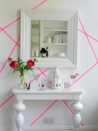 Decorating with washi tape - Little Piece Of Me