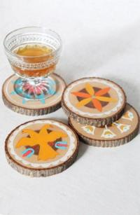 Make your own coasters - Little Piece Of Me