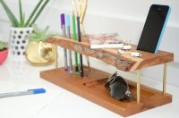 Creative diy projects for home office organization ...