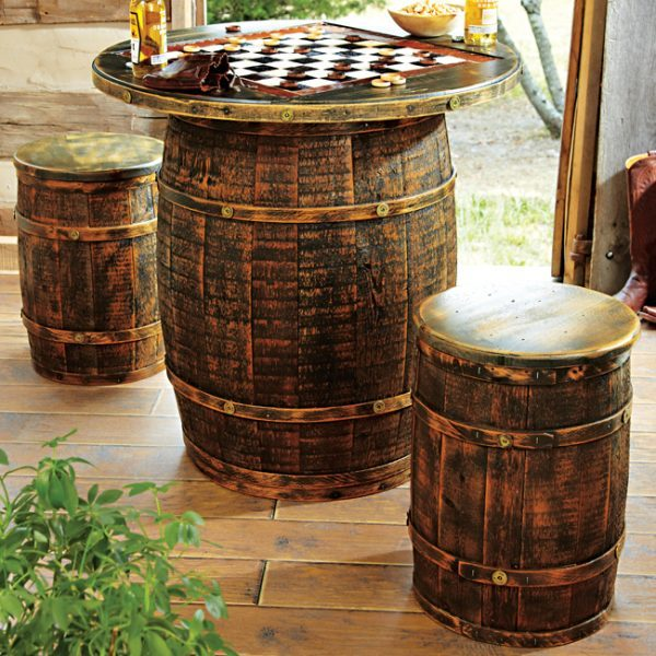 What to do with wine barrels 20 Amazing ideas  Little Piece Of Me