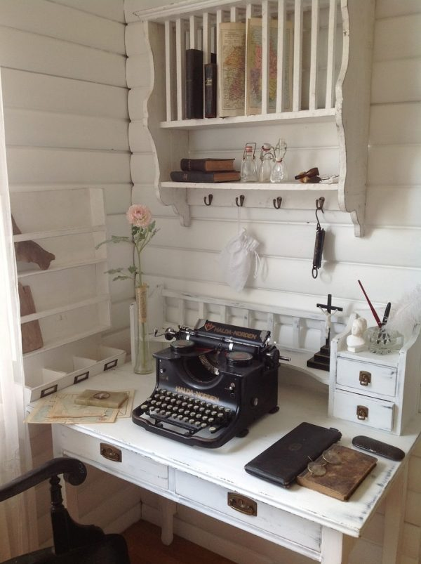 Shabby Chic Home Office Little Piece Of Me