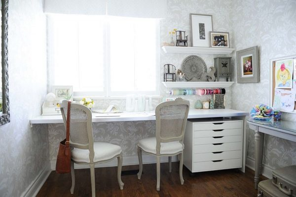 shabby chic home office ideas Shabby chic home office - Little Piece Of Me