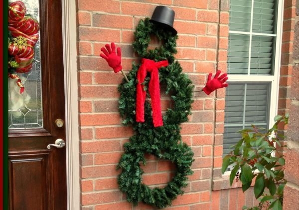 Diy Christmas outdoor decorations ideas