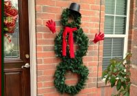 Diy Christmas outdoor decorations ideas - Little Piece Of Me