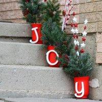 Diy Christmas outdoor decorations ideas