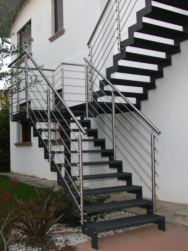 Exterior Staircase Ideas