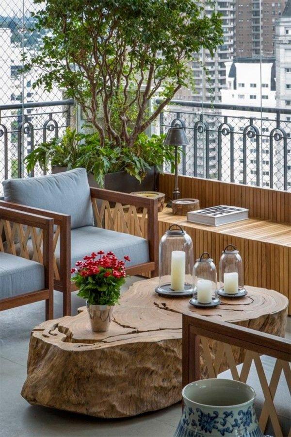 balcony furniture ideas