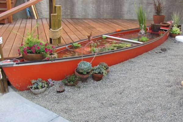 nautical outdoor planters