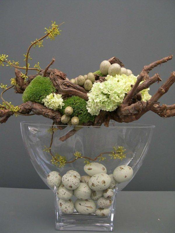 easter centrepieces