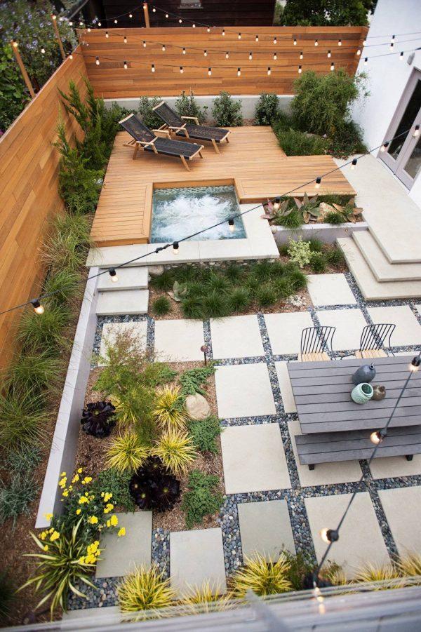 garden ideas without grass