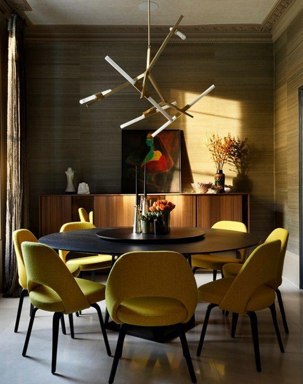 Mid century dining room