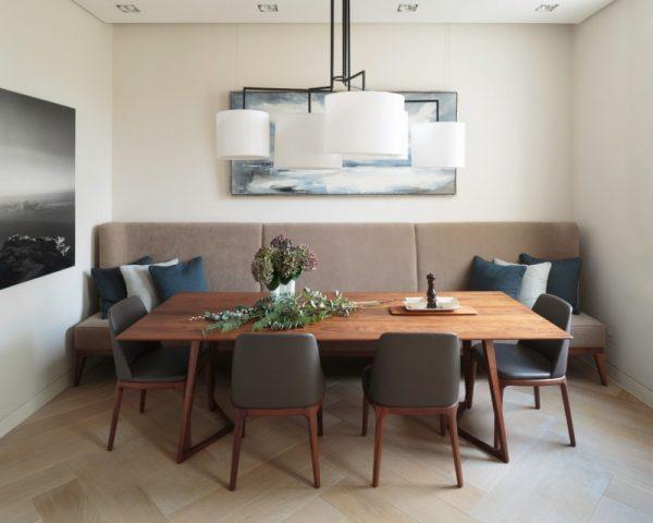 mid century dining room furniture