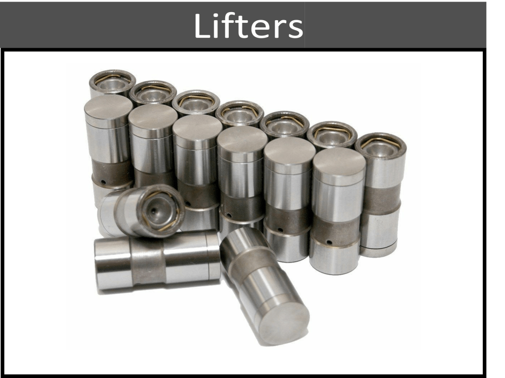 medium resolution of  replacement camshaft lifters