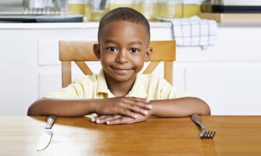 Teaching Children Basic Manners