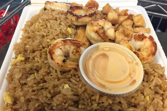 Chicot Hibachi Express Little Rock