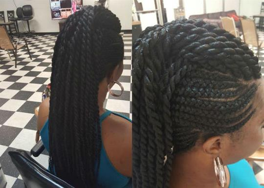 Eva African Hair Braiding Little Rock