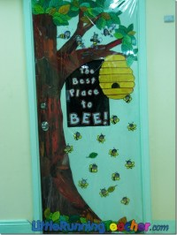 Pics For > Preschool Classroom Door Decorations