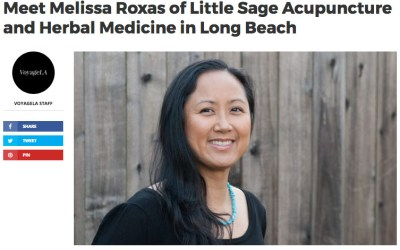 Little Sage featured on Voyage LA