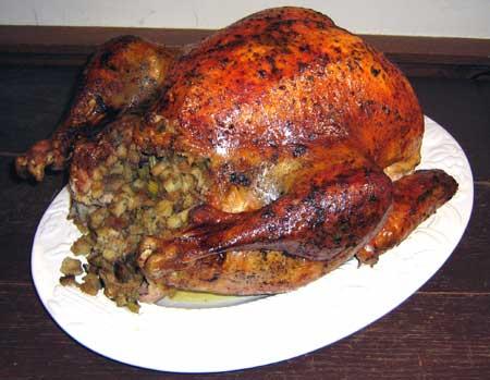 stuff that turkey