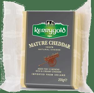 Irish Cheese Ireland LittleShamrocks