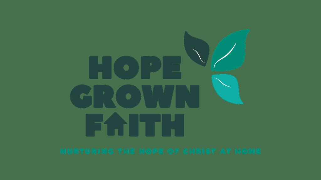 HopeGrown Faith membership site