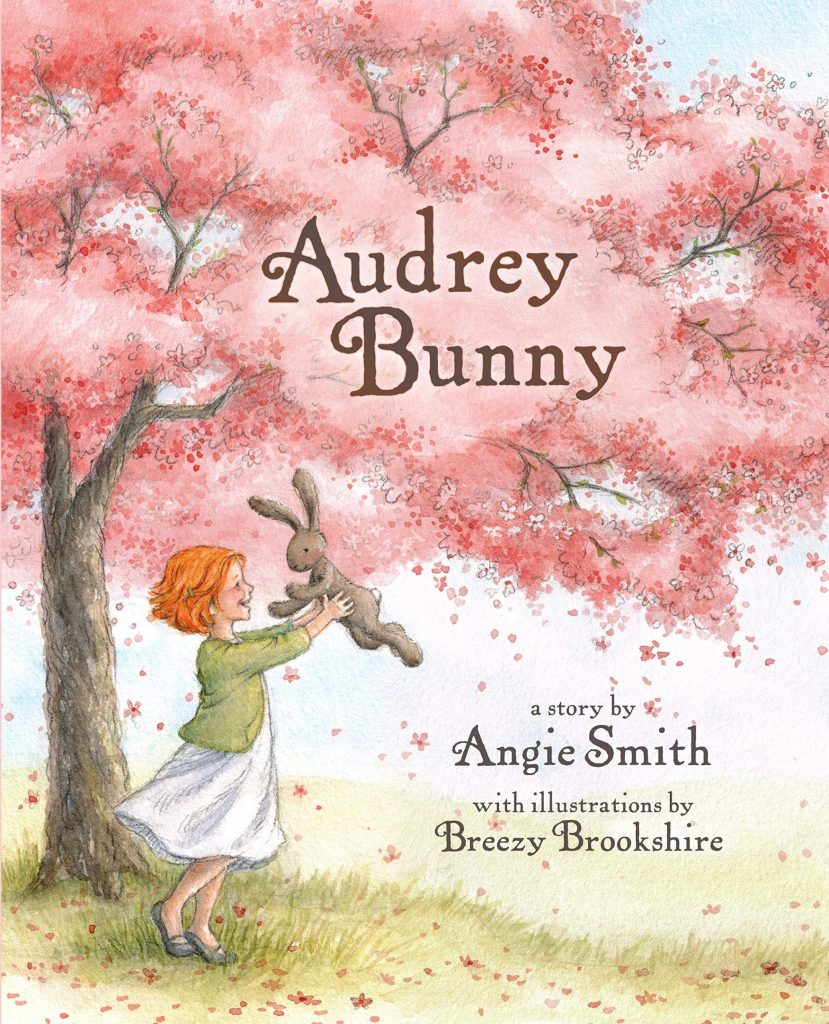 Audrey Bunny, a story that reminds children of their deep worth