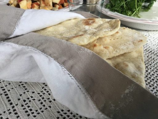 Messianic Passover Matzo bread