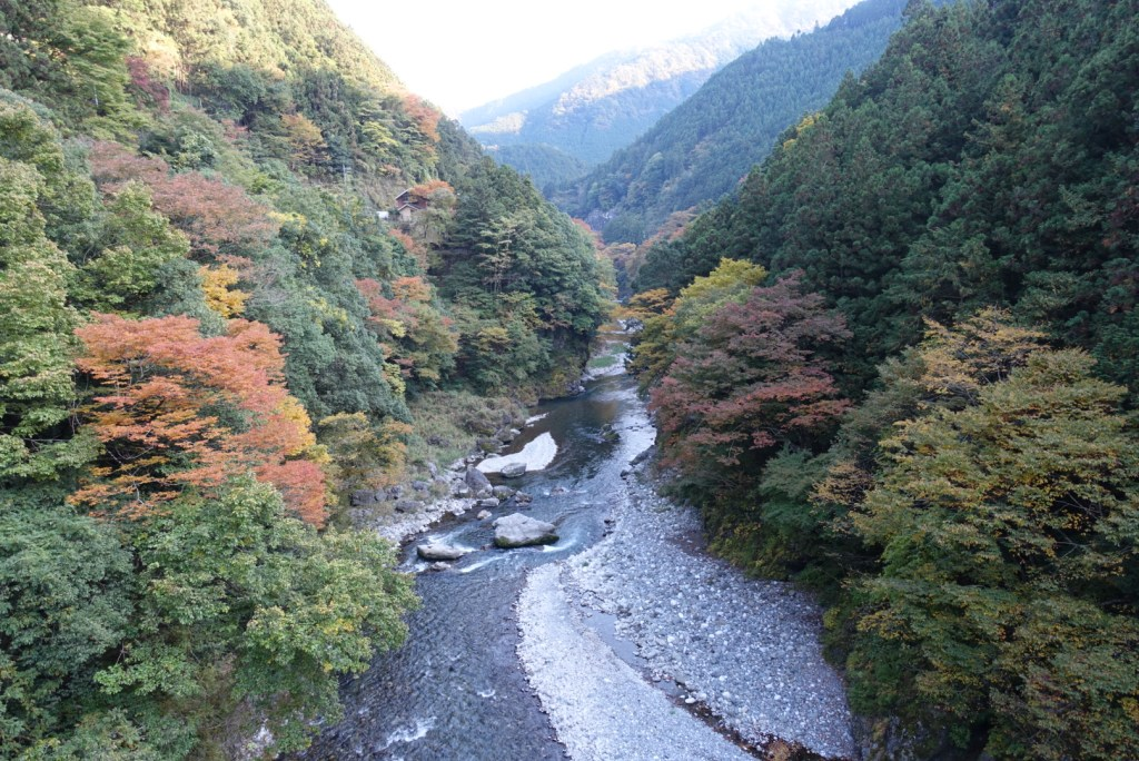 Beautiful Okutama!