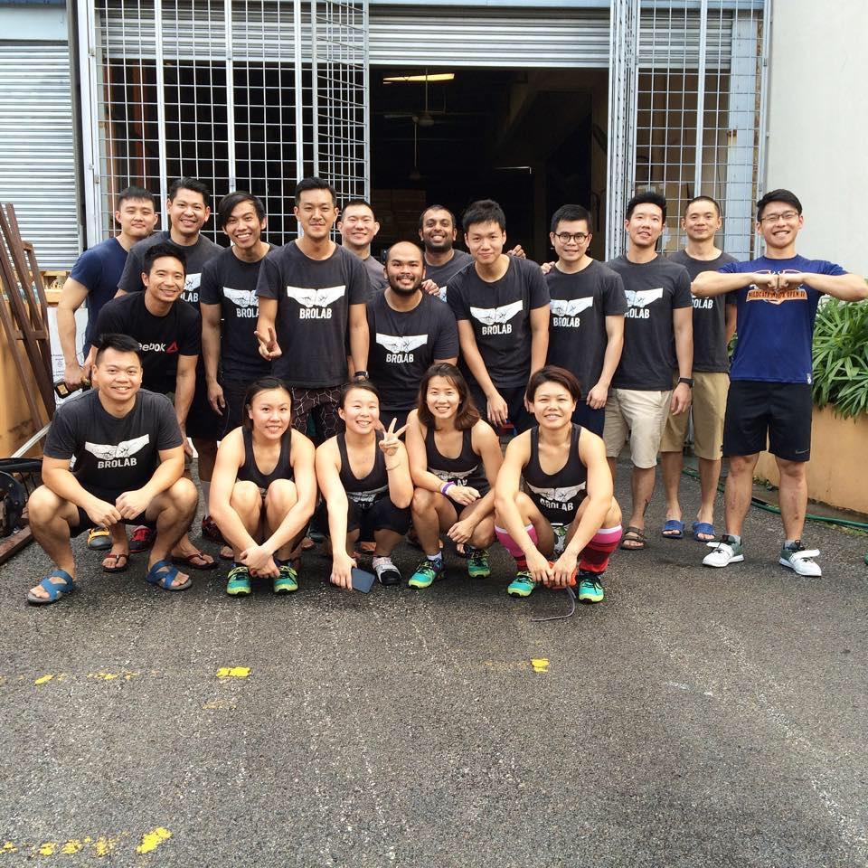 Brolab malaysia fitness