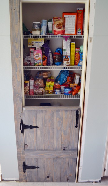 Fixer Upper Kitchen Pantry