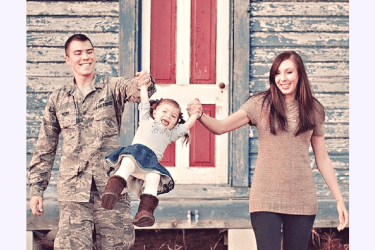 How to Navigate Motherhood When Your Spouse is Deployed