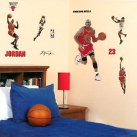 Little Soze Products / MICHAEL JORDAN Wall DECALS