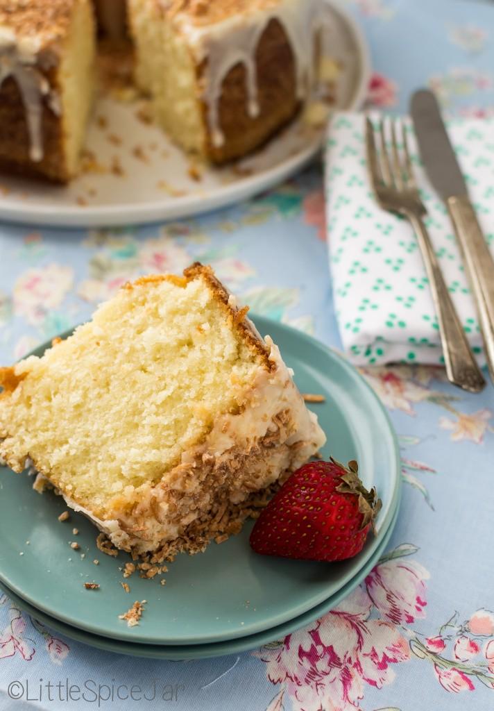 Louisiana Crunch Cake 10