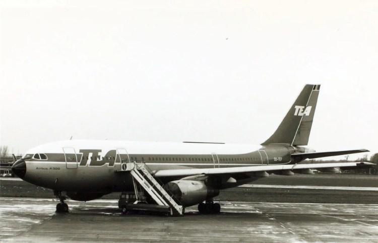 airbus a300b photo