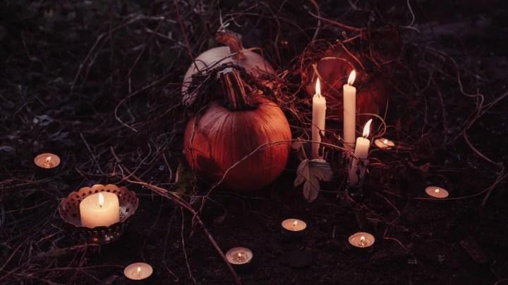 Un peu de moi avec une photo : Halloween