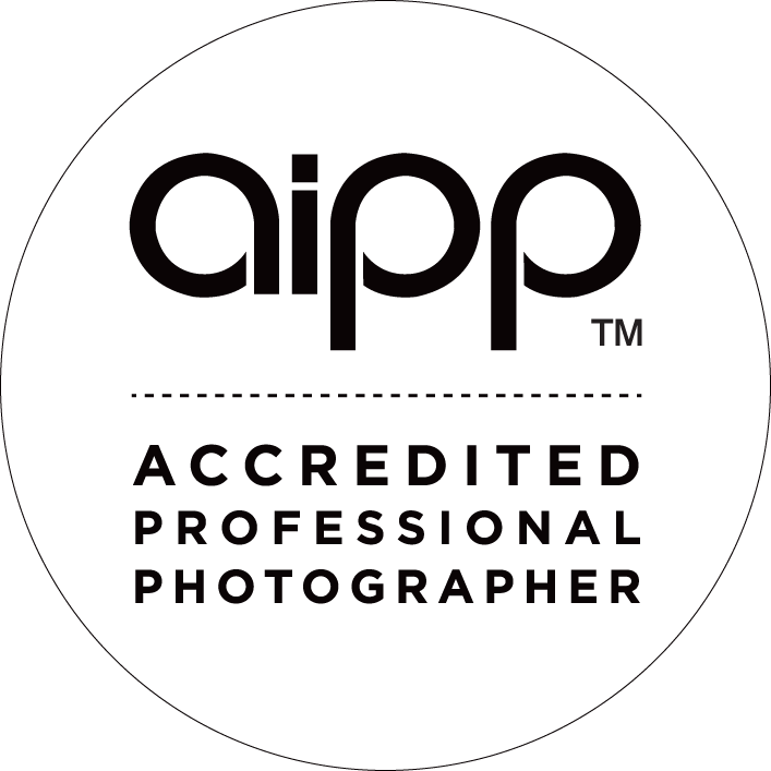 AIPP Logo Accredited Professional Photographer
