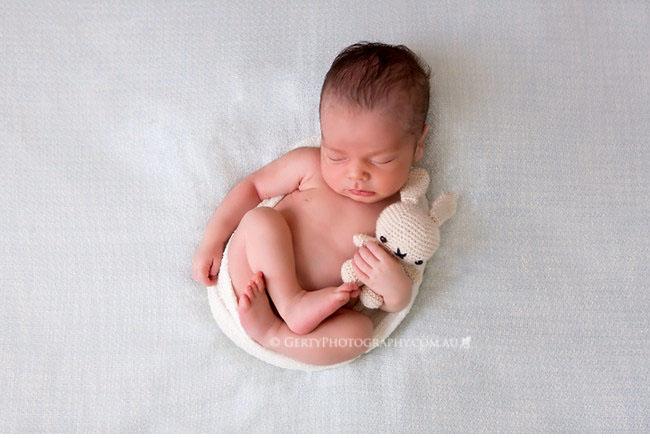 Newborn photography in Brisbane