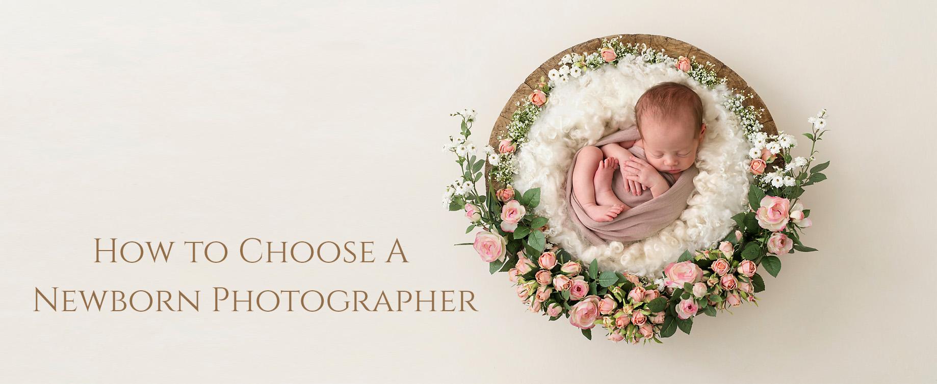 how to choose a brisbane newborn photographer