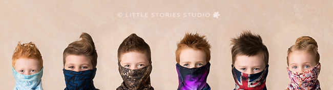 kids photography project - brisbane studio - coronavirus covid-19