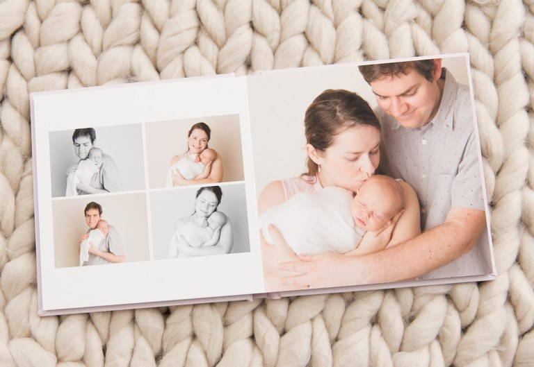 brisbane newborn family portrait prints004