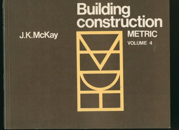 Building Construction Books - Year of Clean Water