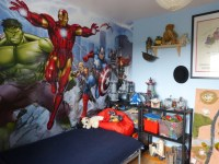 Dulux Marvel Avengers Bedroom In A Box. Officially Awesome.