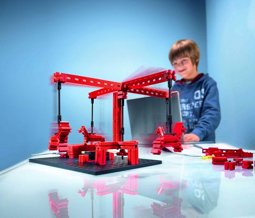 Win A Fischertechnik Robotics Kit Plus A Year S