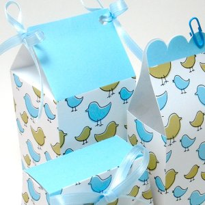 Free Templates - Paper Gift Boxes and Bags