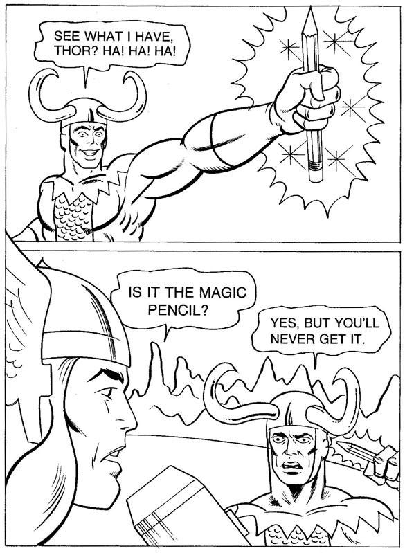 Bully Says: Comics Oughta Be Fun!
