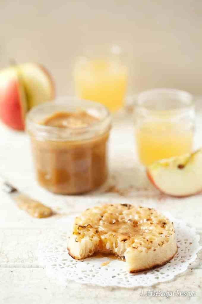 Spreadable Cinnamon Apple Caramel