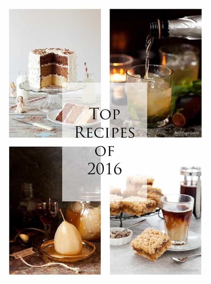 Top Ten Recipes