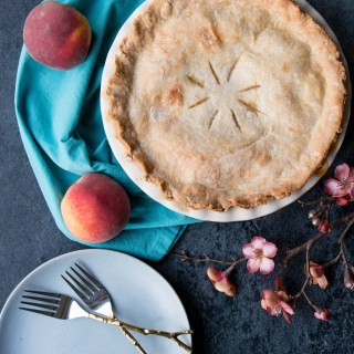 Easy All-Butter Pie Crust (video)