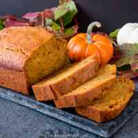 Best Ever Moist Pumpkin Bread (video)